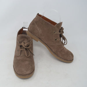 Lucky Brand LP-Emillia Women's Brown Ankle Boots